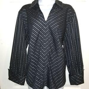 Lane Bryant Long Sleeve Top. Size 18/20